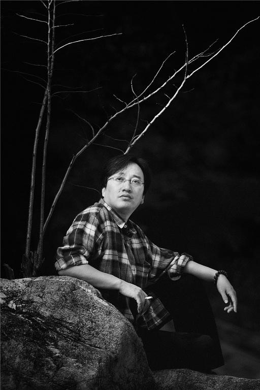 Wu Ke (b.1969)  (image courtesy the artist and arTTouch)