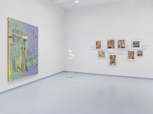 A New Ballardian Vision, installation view