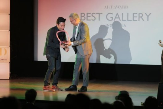 Best Gallery, ROH Projects (photo courtesy of Art Stage)
