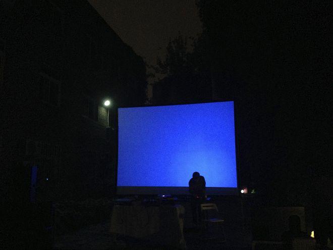 """""""第六颗子弹:形式的弹性"""",散装演出现场,拾萬空间,2016年7月16日"""