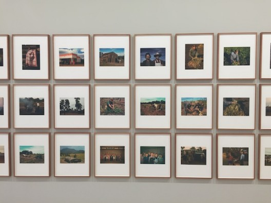 Sherrie Levine 'After Russell Lee: 1-60' 2016 at David Zwirner