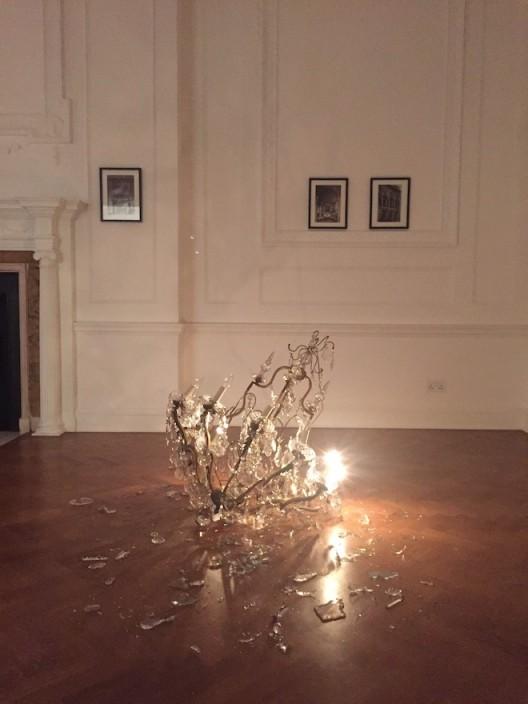 Ilya & Emilia Solakov at Galerie Thaddaeus Ropac