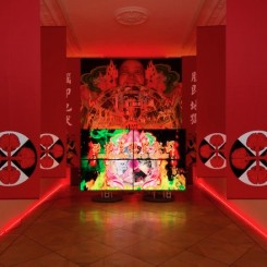 Lu Yang 'Hell' (image courtesy the artist and Société, Berlin)