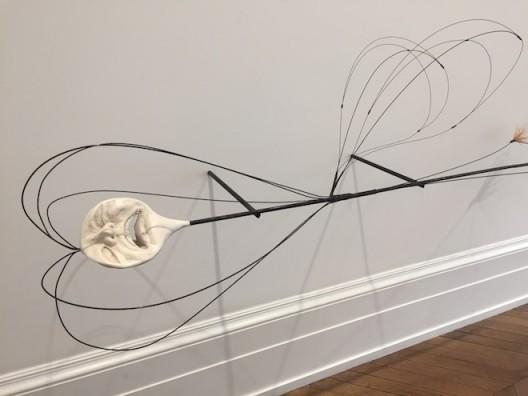 Enrico David at Michael Werner Gallery
