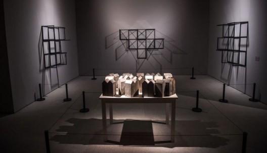 CAFA Art Museum: Hubert Kiecol / Photo: Daniel Biskup