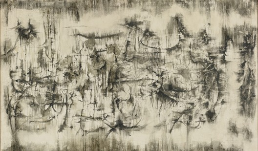 Krishen Khanna, A Graph of Pleasure and Pain, 1961 克里香·康纳,《苦乐图》,一九六一年作 Sold for成交价 HK$500,000 / US$64,000