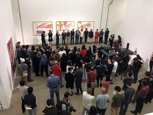 Opening at Whitebox Museum