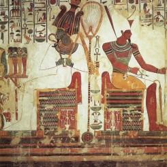 奥西里斯与阿吞,埃及的古今双王(Osiris and Atun)