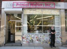 AA at Printed Matter 1