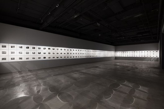 """Incarnations"", installation view ""巨神连线"",展览现场"