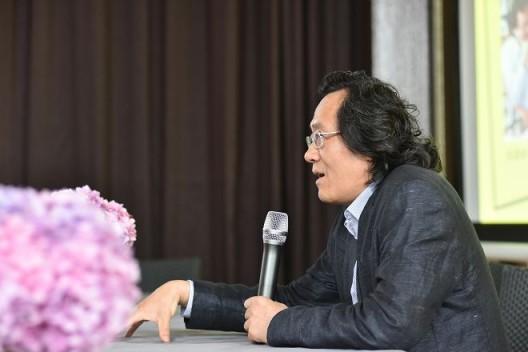 第五届国际艺术评论奖评审团成员、复旦大学艺术史与艺术哲学特聘教授 沈语冰发言