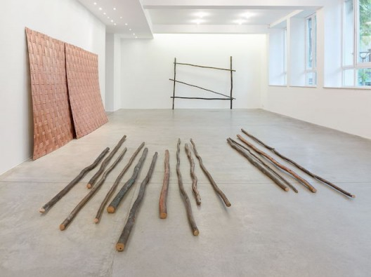 Ximena Garrido-Lecca (installation view). Image courtesy the artist and Galerie Gisela Capitain, Cologne