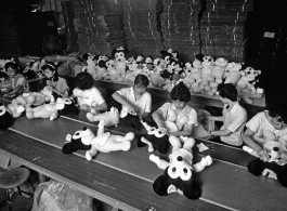 Disney Factory Minniemouse Line Taiwan 1993(?)