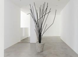 2018, Monika Sosnowska, Urban Flowers, installation