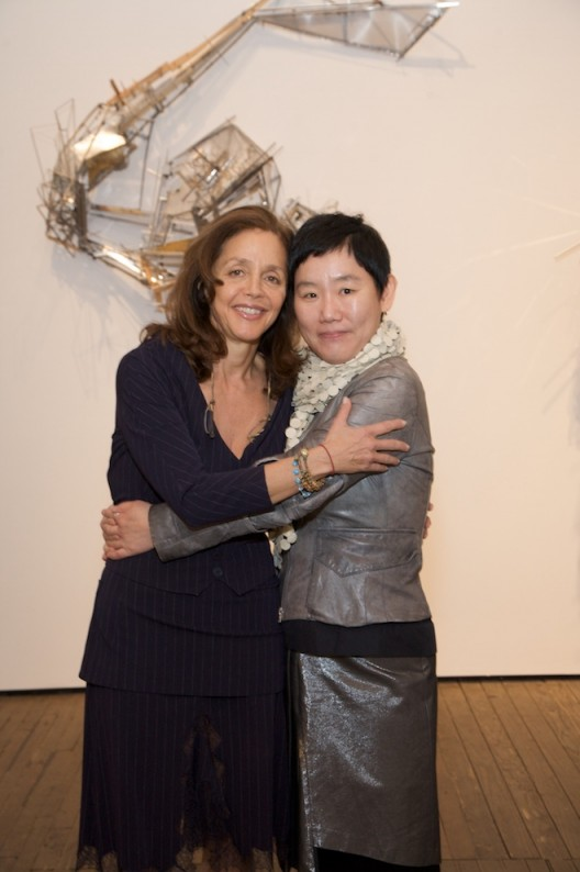 Rachel Lehmann, Lee Bul Lee Bul Opening at Lehmann Maupin, 2010