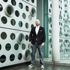 Magnus Renfrew, Fair Director of Taipei Dangdai 660 pix wide