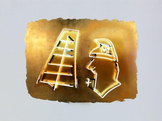 Istanbul - head w ladder