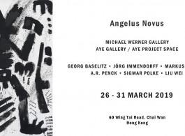 AYE Gallery 2019.01.26 Angelus Novus WechatIMG226
