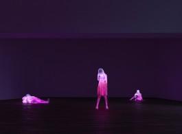 Doug Aitken installation at Faurschou Foundation (image courtesy the artist and Faurschou Foundation)