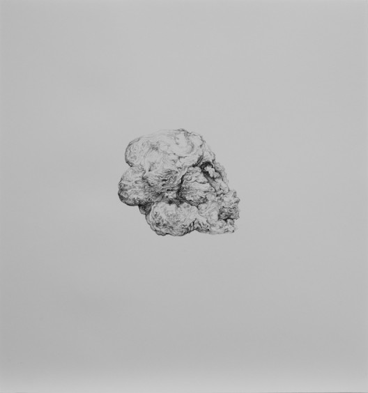 Ariel Hassan DISFIGURING THE MEANING OF ESSENCE #1 2019 graphite on paper image courtesy of artist and GAGPROJECTS   Greenaway Art Gallery, AUSTRALIA   BERLIN