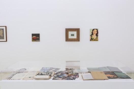 倪军——一个棘手的个案个展展览现场,偏锋新艺术空间,2019年5月15日 – 6月30日