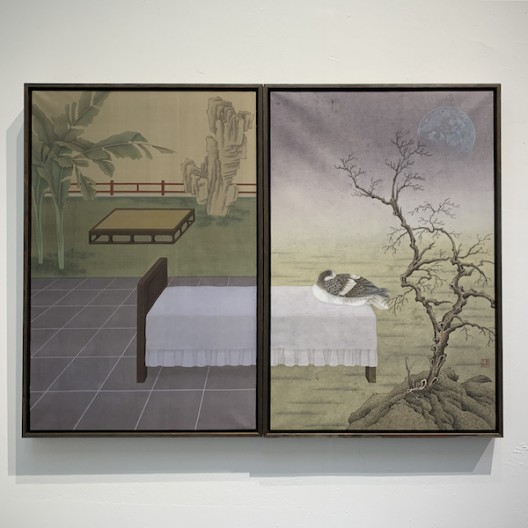 Kong Li at Xu Gallery