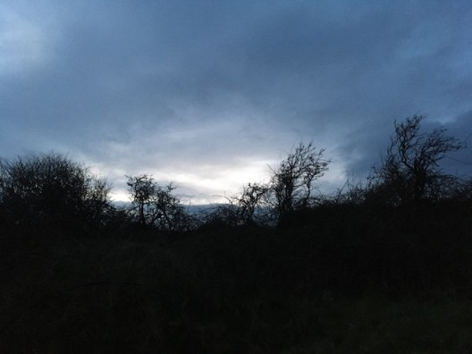 Another stormy sky © Claire Kerr 2020