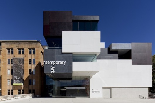 The Museum of Contemporary Art, Sydney, Australia