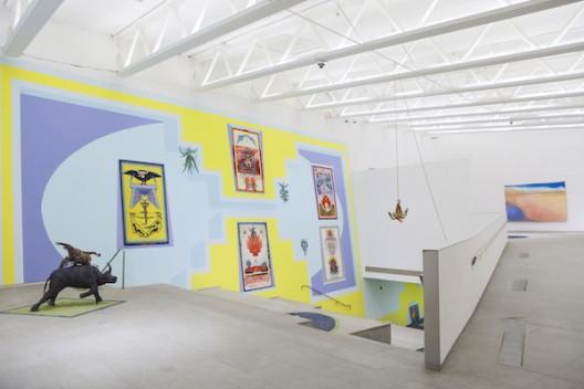 """灵与景""展览现场,四方当代美术馆  installation view at 'Ten Thousand Things', Sifang Art Museum, Nanjing"