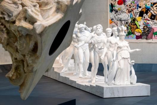 XU ZHEN®: ETERNITY VS EVOLUTION  installation view