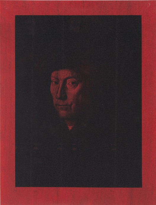 Untitled (After Jan van Eyck), 1985, Courtesy the artist and Sullivan+Strumpf, Sydney and Singapore