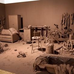 CHEN ZHEN - Purification Room (2000, 2012) Photo Linda Nylind