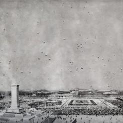 """Zhang Huan """"1959 National Day"""" 2010"""