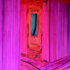 """Jiang Weitao """"Continuous Space"""" at Red Gate Gallery"""