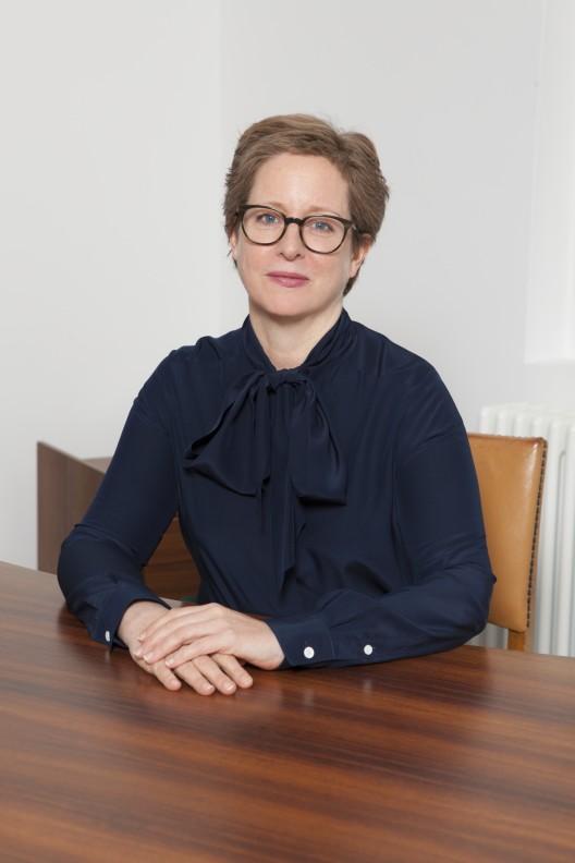 Esther Schipper (photo: Andrea Rossetti)