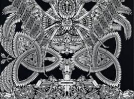 HK White Cube - Damien Hirst 01