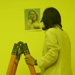 Chen Zhou, Magician Space, film still