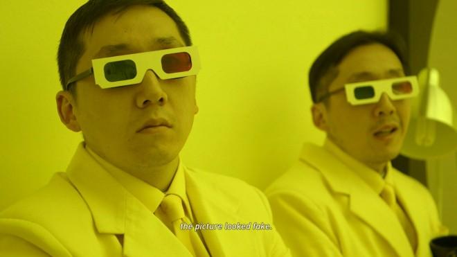 Chen Zhou, Magician Space, film still 7