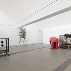 Installation view, Photo by Jonathan Leijonhufvud, Louise Bourgeois Trust Licensed by VAGA,NY