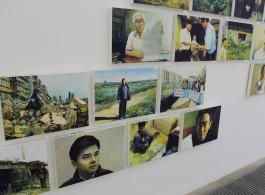 "Xia Xing, ""Four Years"", exhibition view at Chambers Fine Art夏星的个展《四年》,前波画廊展览场景"