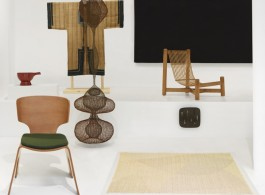 Mingei installation view (image Pace London)