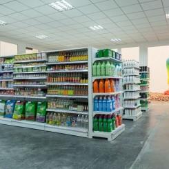Installation, 15.7 x 11 x 4.7米 / 15.7 x 11 x 4.7m, MadeIn Company, 2007  徐震, 《香格纳超市》 装置, 15.7 x 11 x 4.7米 / 15.7 x 11 x 4.7 m,没顶公司出品, 2007