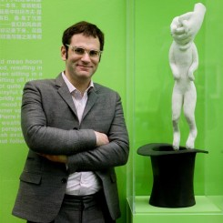 UCCA Director Philip Tinari.尤伦斯当代艺术中心馆长田霏宇