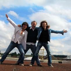 The three founders: Mario Cristiani, Lorenzo Fiaschi and Maurizio Rigillo 马里奥・克里斯蒂阿尼, 洛伦佐・飞亚斯齐, 莫瑞西欧・瑞哥罗。