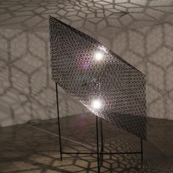 """Conrad Shawcross: Geometry of Mind"", exhibition view  《精神几何学 康拉德·肖克罗斯》,展览现场"