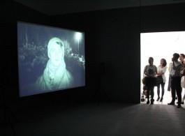 """Of Disturbance"", James Richards solo exhibition, exhibition opening, Magician Space 以扰之名: James Richards, 展览开幕式, 魔金石空间"