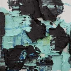 "Zhu Jinshi, ""Bitter Sea"", oil on canvas, 100 x 80 cm (39 2-5 x 31-1-2 in.), 2012"