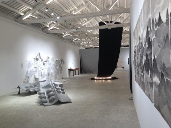 T-Museum exhibition shots 天人合一现场图片
