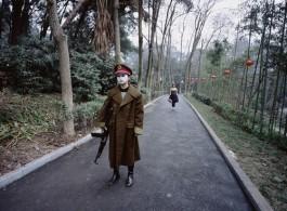 """Chen Qiulin, """"The Empty City No.3"""", 117.8×151 cm, 2012陈秋林,《空的城》,117.8×151 cm,2012"""