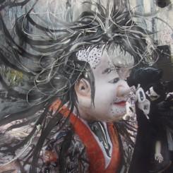 """Adam Avikainen, """"Bokashi No Kikansha"""", 2014"""